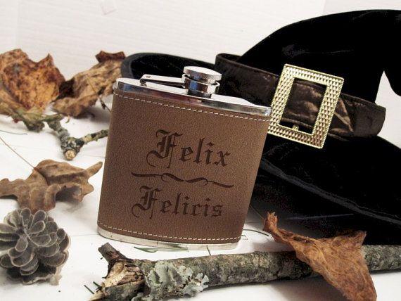Felix Felicis Harry Potter Flask  Felix Felicis by AwardSourceLLC, $16.50