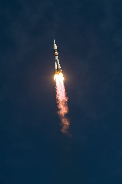Expedition 33 Soyuz Launch (201210230011HQ) | Flickr - Photo Sharing!