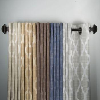 Peri Saybrook Window Panel Kohls Condo Ideas Pinterest
