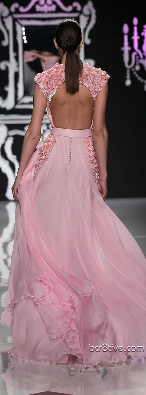 Abed Mahfouz Couture Spring-Summer 2012-2013