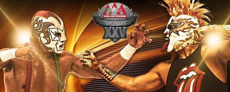 Lucha Libre: Psycho vs Wagner la lucha de la década on AYM Sports http://internetvdeportes.com