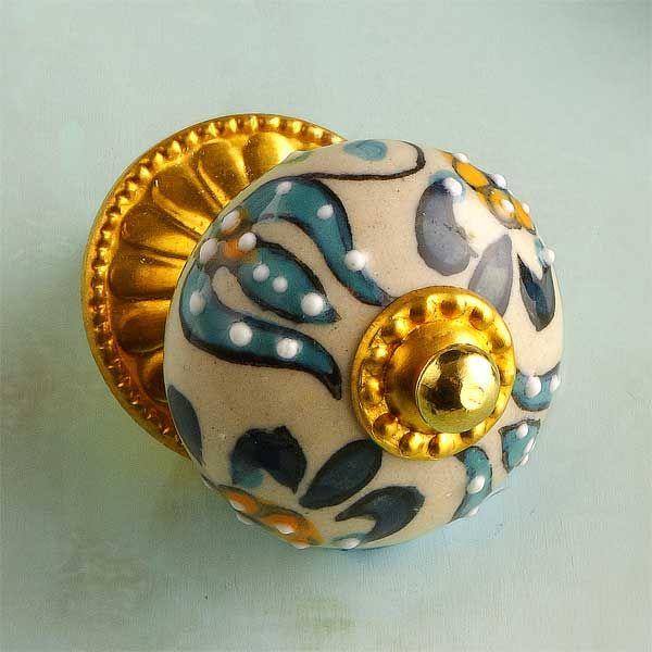 ceramic kitchen cabinet knobs