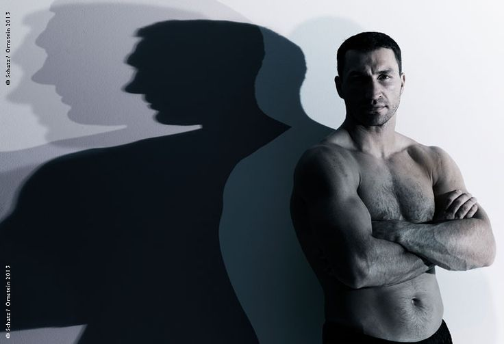 Wladimir Klitschko, heavyweight, photographed in New York City, July 2011.