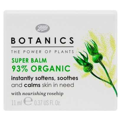 Botanics Organic Super Balm - 0.37 oz-- $8.99 Body lotion