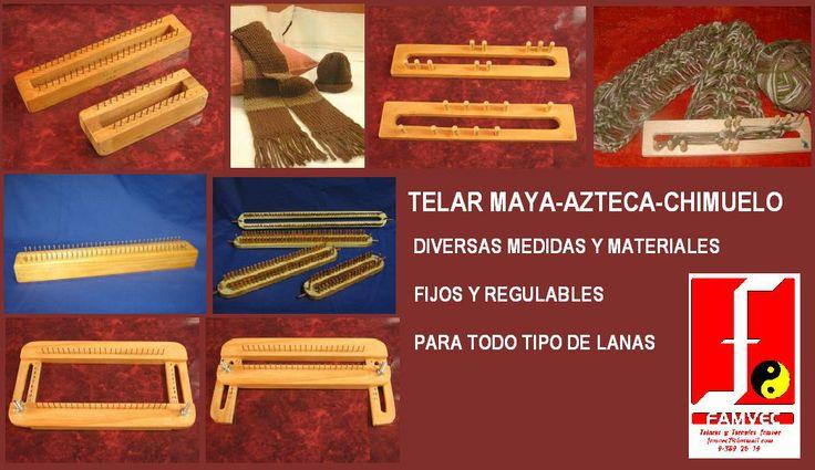 Telares Maya