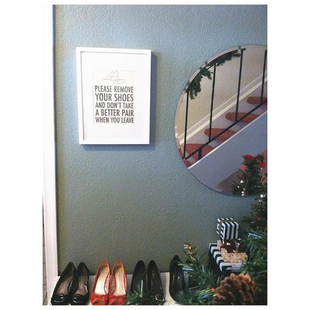 Print #home #decor  #shoes #quotes