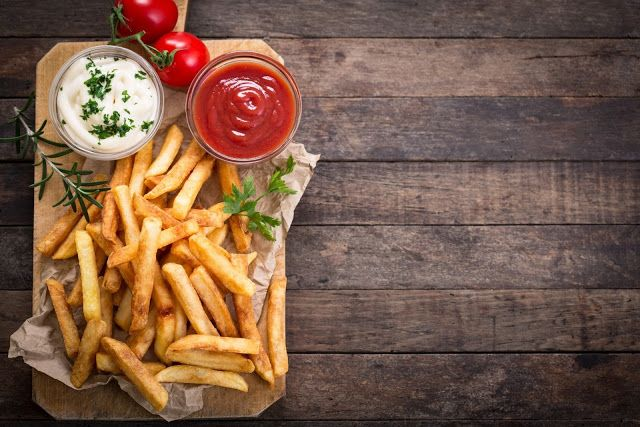 Pin By Unique On Yummy Food Food Food Wallpaper French Fries