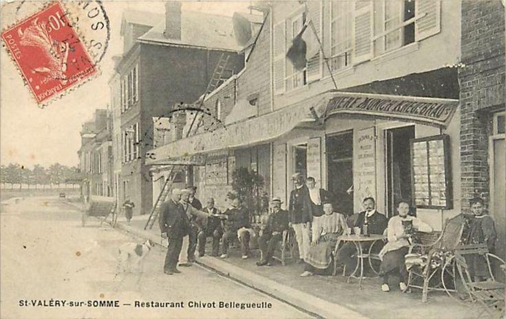SVSS - Restaurant Chivot Bellegueule