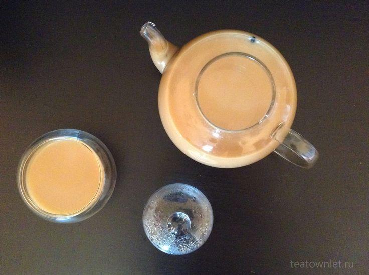 Чай по-гонконгски удивляет своими компонентами. #Чай #Гонконг #Китай #ЧайныйГородок
