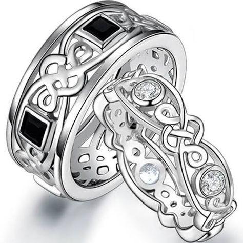 Best 25+ Celtic wedding bands ideas on Pinterest | Celtic ...