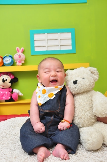 12 Chinese Baby Photos: Probably the CUTEST baby EVER! - There's TONS more photos of this CUTIE!!!