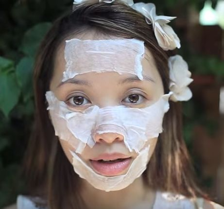 5 DIY Sheet Masks For Your Skin That Are Super Easy To Make At Home