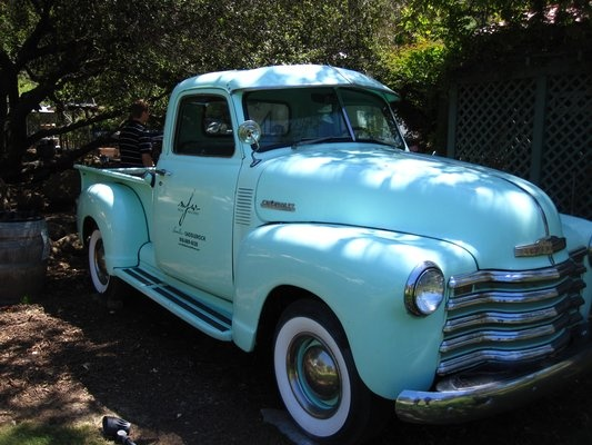 Our 1955 Chevy with the classic Seafoam green paint job.Seafoam Green Painting, Mint Green, Chevy 3100, Painting Job, Classic Seafoam, Classic Chevrolet, 1955 Chevy, Public Figures,  Pickup Trucks