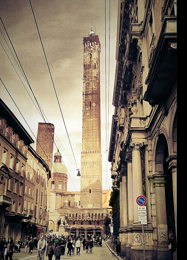 Bologna, Torre degli Asinelli