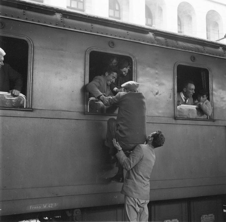 #VotoFarePerché non voglio una Stazione Termini di Roma, come negli anni '60