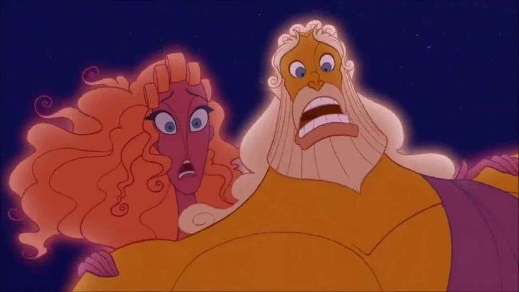 Hercules - Pain and Panic take Hercules
