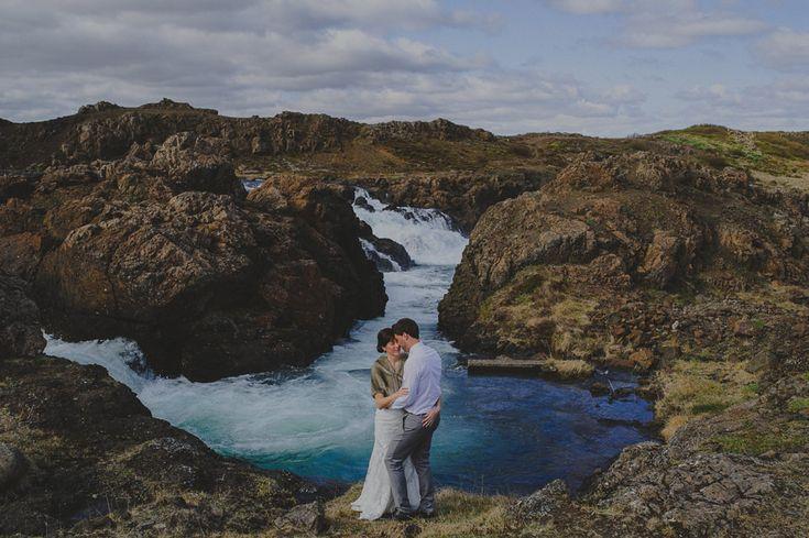 Emilie & Zack near Borgarnes, Iceland. http://johannahietanen.com/wedding/iceland-wedding-photographer-e-z/