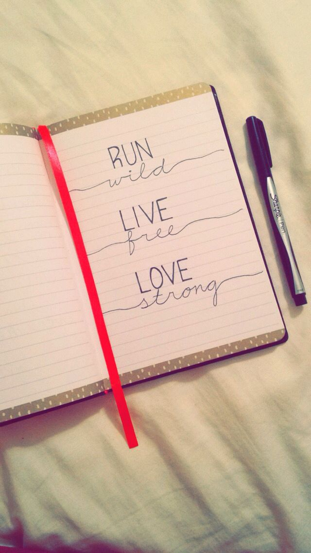 run wild • live free • love strong