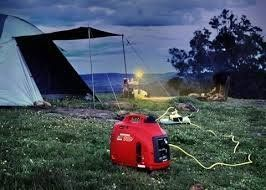 Best Portable Camping Generator 101 - Learn what to look for in a portable camping generator BEFORE you buy!  #camping