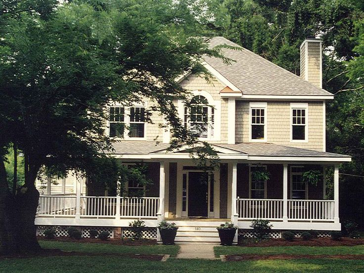 summerhill country farmhouse front porch design house