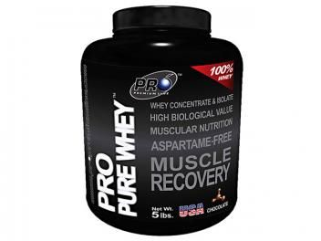 Whey Protein Pró Pure Whey Baunilha - 2,268kg Pró Premium Line com as melhores condições você encontra no Magazine Allameda. Venha Conferir!