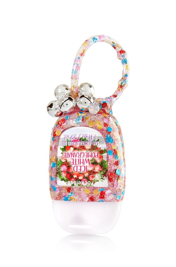 Bath And Body Works Jingle Bells Pocketbac Holder And