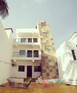 The Mermaid Hostel Beach cuenta con solárium con hamacas y vistas al mar y se encuentra en Cancún a 3,8 km de la estación de autobuses de Cancún... #Cancun #Mexico #Hoteles