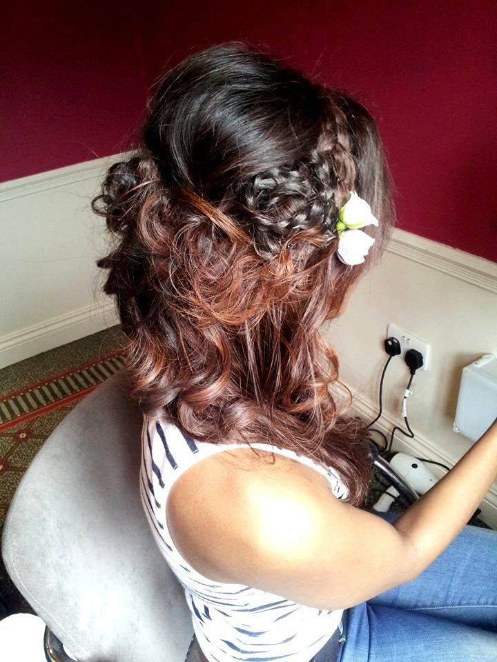 www.hairpassion.ie   bridal up style