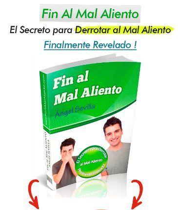 Fin al Mal Aliento PDF Libro de Ángel Sevilla Gratis Descargar