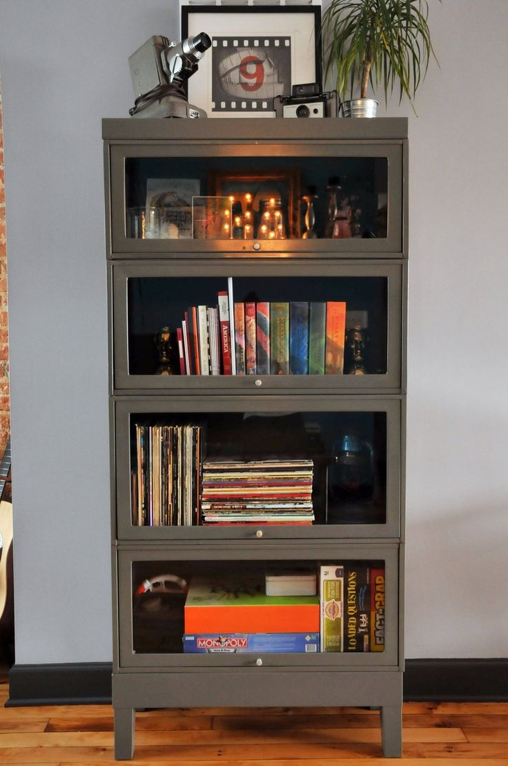 The 25 best barrister bookcase ideas on pinterest for Stacking bookcase plans