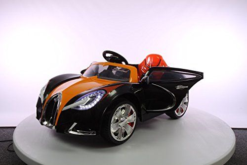 2016 Bugatti Style 12V Power Wheels for Kids Ride on Car with Parental R/C