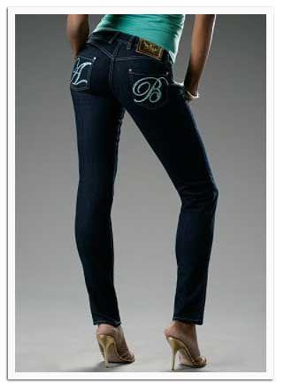 Apple Bottom Jean by Nelly.