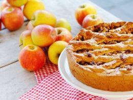 Vers gemaakte appeltaart staat deze dag voor je klaar!