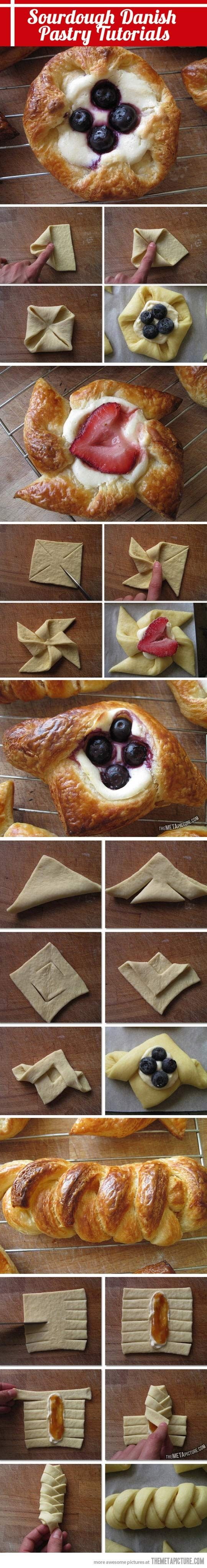 pinterest | shelby_taylor11 | sourdough danish pastry