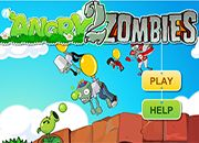 Plants Vs Zombies Angry Zombies 2 | Juegos Plants vs Zombies - jugar gratis