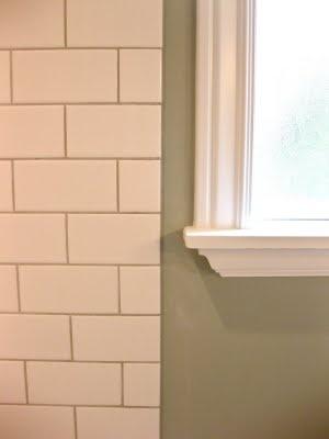 paint silver sage bathroom
