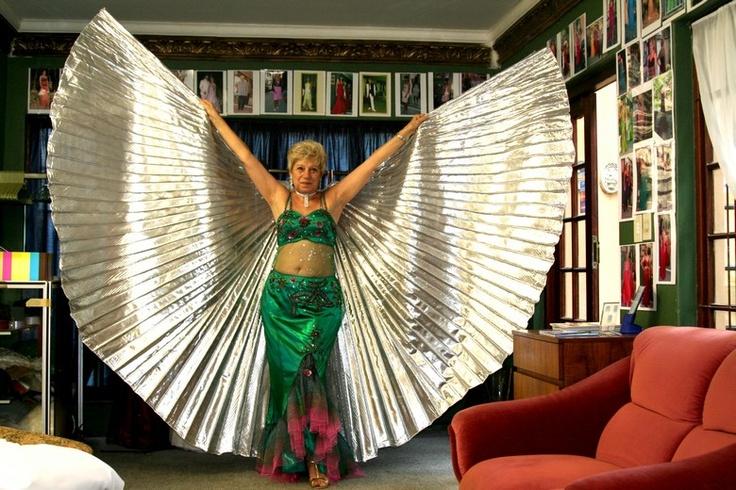 Exotic Dance Dress by Stephen Van Belkum of Stephward Estate