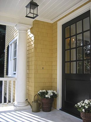 best 25+ yellow house exterior ideas on pinterest | yellow houses