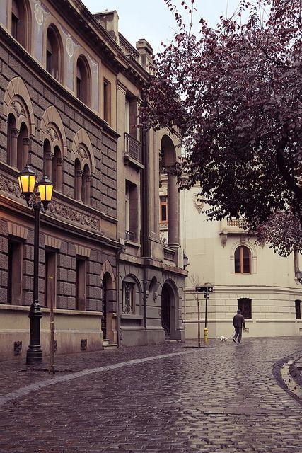 ✿⊱╮Barrio Concha y Toro.Se caracteriza por sus calles empedradas y antiguas mansiones que reflejan la elegancia y riqueza de principios del siglo XX .