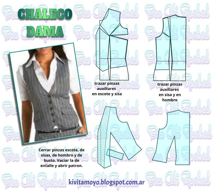 CHALECO DE DAMA