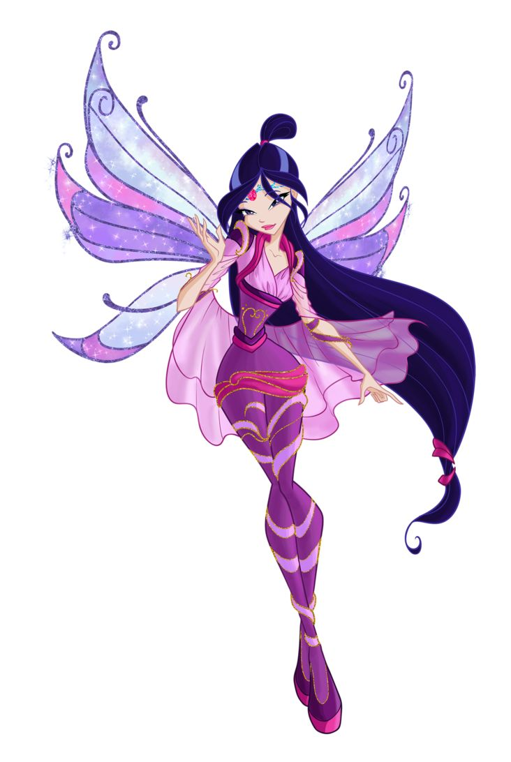 Musa bloomix. Ahh I remember when Musa had pigtails I miss season 1.