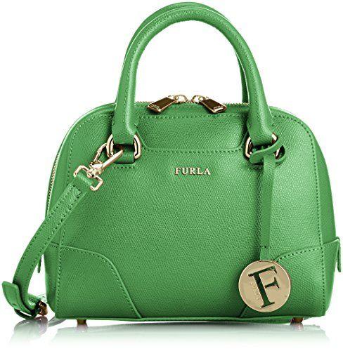 Furla Dolly Mini Satchel, Emerald/Green - http://www.bagyou.net/furla-bags/furla-dolly-mini-satchel-emeraldgreen/