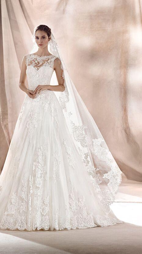 26 best W dress images on Pinterest | Short wedding gowns, Wedding ...