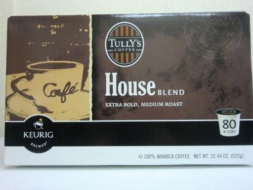 キューリグ K-CUP TULLY's COFFEE タリーズコーヒー ハウスブレンド 80個 タリーズコーヒー, http://www.amazon.co.jp/dp/B00840B45S/ref=cm_sw_r_pi_dp_AoYJrb16SRVW2