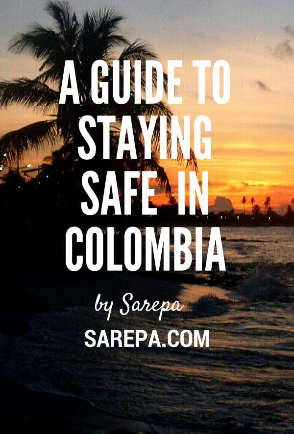 safety in colombia                                                                                                                                                                                 More