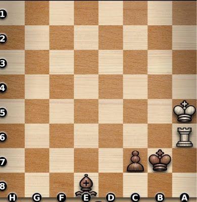 Σκακιστικός Κόσμος: Άσκηση φινάλε απο Pandolfini