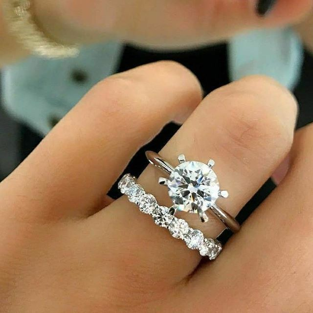 Gemmart 925 Sterling Vintage Silver Women cubic zirconia engagement rings black fashion ring