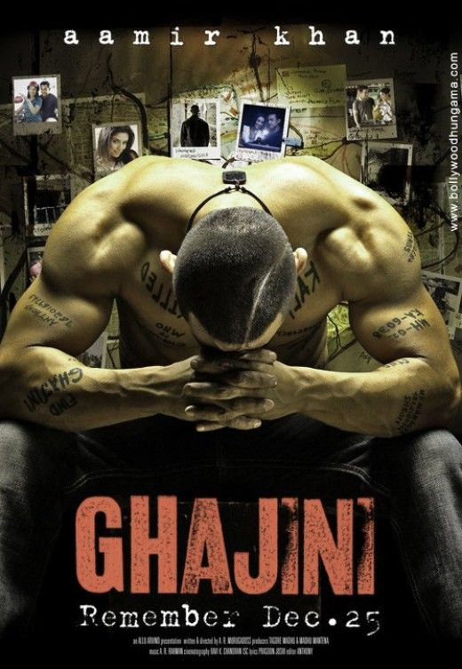 GHAJANI : ONE OF THE BEST HITS OF AAMIR KHAN