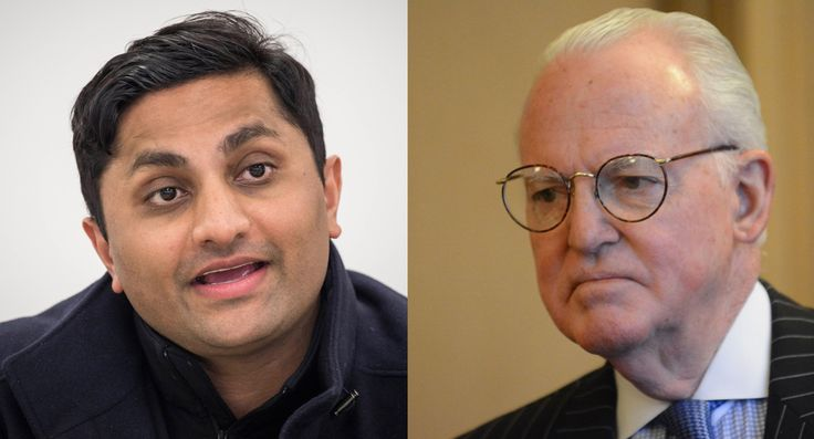 Pawar to Ed Burke on Trump lawsuit: 'You are representing a racist' – Chicago Sun-Times