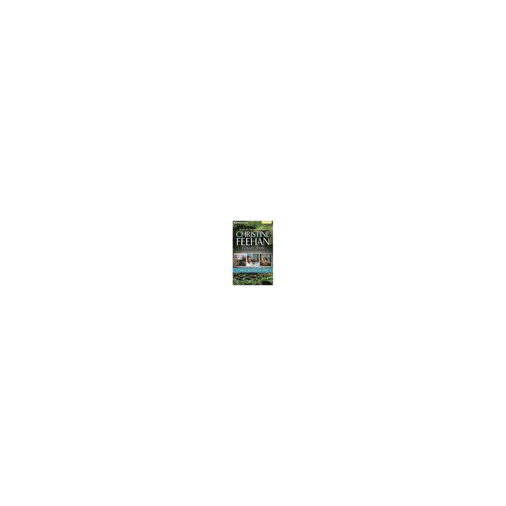 Christine Feehan Collection : Wild Rain / Burning Wild / Wild Fire (Abridged) (CD/Spoken Word)